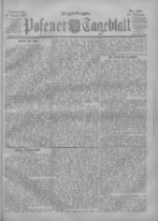 Posener Tageblatt 1901.08.10 Jg.40 Nr371