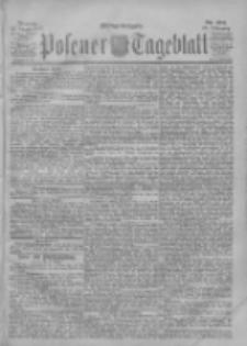 Posener Tageblatt 1901.08.12 Jg.40 Nr374