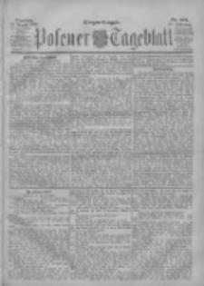 Posener Tageblatt 1901.08.13 Jg.40 Nr375