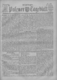 Posener Tageblatt 1901.08.15 Jg.40 Nr379