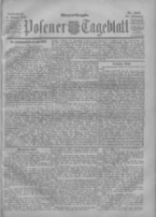 Posener Tageblatt 1901.08.17 Jg.40 Nr383