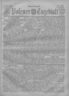 Posener Tageblatt 1901.08.21 Jg.40 Nr389