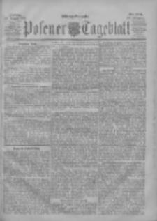 Posener Tageblatt 1901.08.23 Jg.40 Nr394
