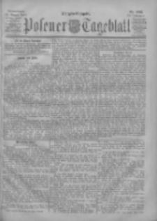 Posener Tageblatt 1901.08.24 Jg.40 Nr395