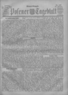 Posener Tageblatt 1901.08.25 Jg.40 Nr397