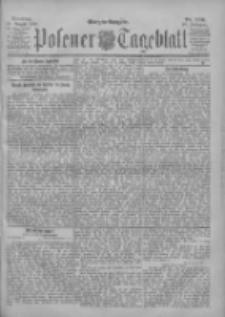 Posener Tageblatt 1901.08.27Jg.40 Nr399