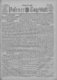 Posener Tageblatt 1901.08.30 Jg.40 Nr405