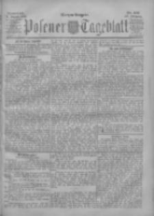 Posener Tageblatt 1901.08.31 Jg.40 Nr407