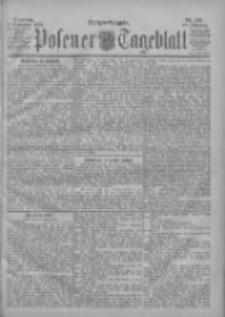 Posener Tageblatt 1901.09.03 Jg.40 Nr411