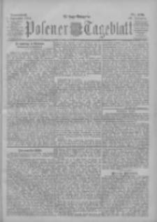Posener Tageblatt 1901.09.07 Jg.40 Nr420