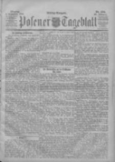 Posener Tageblatt 1901.09.09 Jg.40 Nr422
