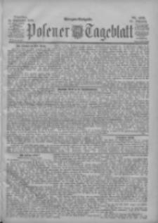 Posener Tageblatt 1901.09.10 Jg.40 Nr423