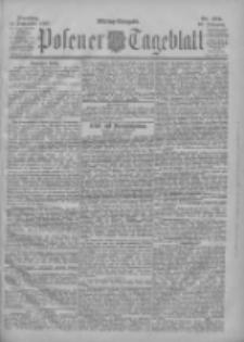 Posener Tageblatt 1901.09.10 Jg.40 Nr424