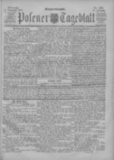 Posener Tageblatt 1901.09.11 Jg.40 Nr425