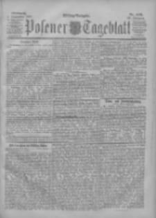 Posener Tageblatt 1901.09.11 Jg.40 Nr426