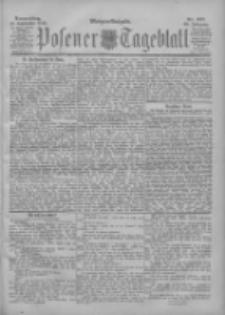 Posener Tageblatt 1901.09.12 Jg.40 Nr427