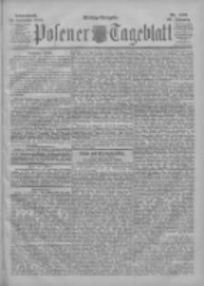 Posener Tageblatt 1901.09.14 Jg.40 Nr432