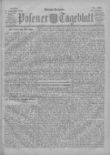 Posener Tageblatt 1901.09.15 Jg.40 Nr433