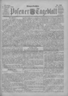 Posener Tageblatt 1901.09.17 Jg.40 Nr435