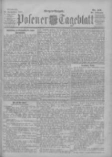 Posener Tageblatt 1901.09.18 Jg.40 Nr437