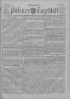 Posener Tageblatt 1901.09.18 Jg.40 Nr438