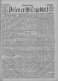 Posener Tageblatt 1901.09.19 Jg.40 Nr439