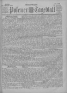 Posener Tageblatt 1901.09.20 Jg.40 Nr441