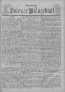 Posener Tageblatt 1901.09.21 Jg.40 Nr443