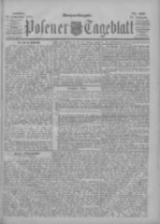 Posener Tageblatt 1901.09.22 Jg.40 Nr445