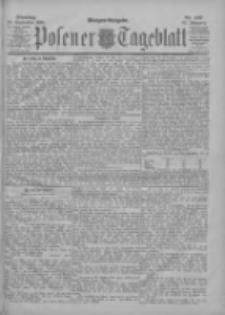 Posener Tageblatt 1901.09.24 Jg.40 Nr447