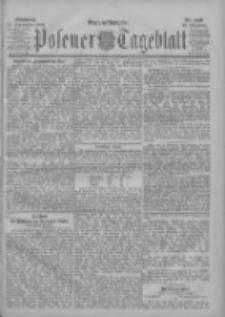 Posener Tageblatt 1901.09.25 Jg.40 Nr449