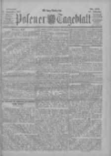 Posener Tageblatt 1901.09.25 Jg.40 Nr450