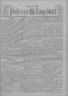 Posener Tageblatt 1901.09.26 Jg.40 Nr451