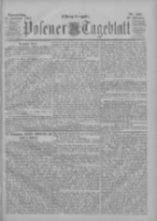 Posener Tageblatt 1901.09.26 Jg.40 Nr452