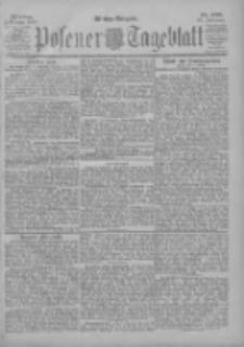 Posener Tageblatt 1901.10.01 Jg.40 Nr460