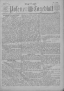 Posener Tageblatt 1901.10.02 Jg.40 Nr461