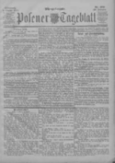 Posener Tageblatt 1901.10.02 Jg.40 Nr462