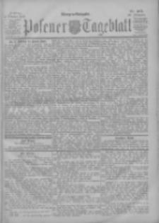 Posener Tageblatt 1901.10.04 Jg.40 Nr465