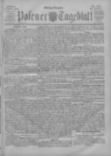 Posener Tageblatt 1901.10.07 Jg.40 Nr470