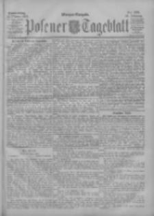 Posener Tageblatt 1901.10.10 Jg.40 Nr475