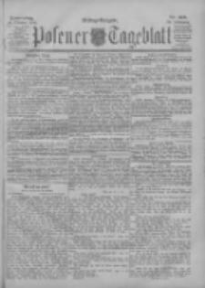 Posener Tageblatt 1901.10.10 Jg.40 Nr476