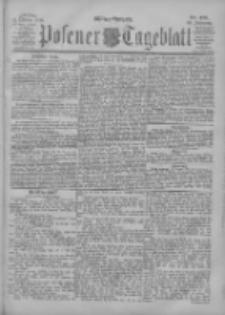Posener Tageblatt 1901.10.11 Jg.40 Nr478
