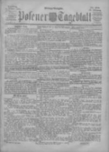 Posener Tageblatt 1901.10.15 Jg.40 Nr484