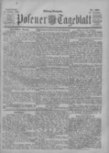 Posener Tageblatt 1901.10.19 Jg.40 Nr492