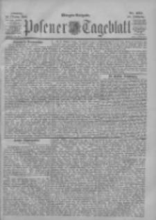 Posener Tageblatt 1901.10.20 Jg.40 Nr493