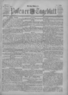 Posener Tageblatt 1901.10.23 Jg.40 Nr498