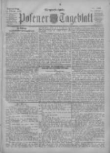 Posener Tageblatt 1901.10.24 Jg.40 Nr499