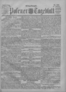 Posener Tageblatt 1901.10.24 Jg.40 Nr500