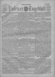 Posener Tageblatt 1901.10.25 Jg.40 Nr502