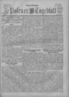 Posener Tageblatt 1901.10.26 Jg.40 Nr503